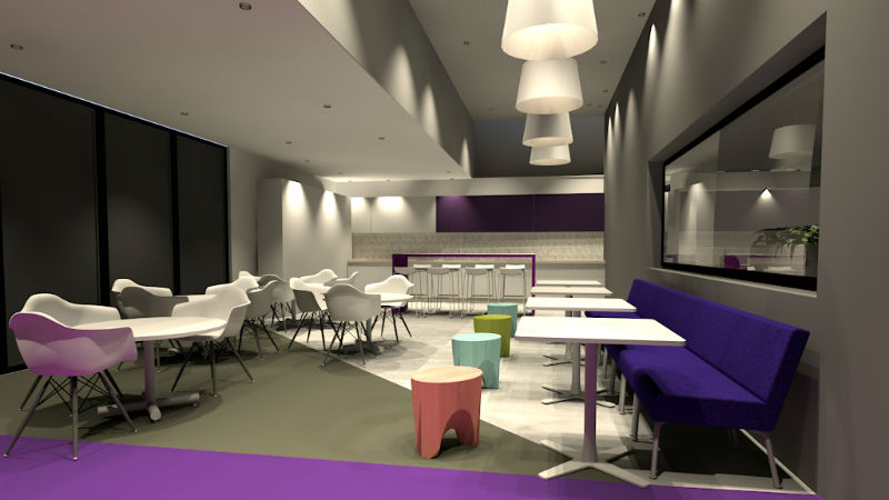 The Latest Modern Office Design Trends