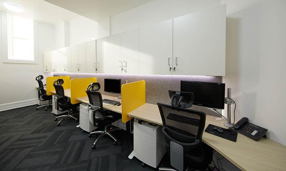 Raine Horne New Office Design Sydney