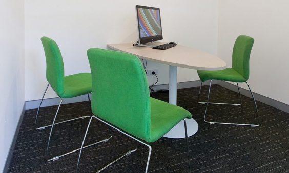 community mutual Tamworth office interior design