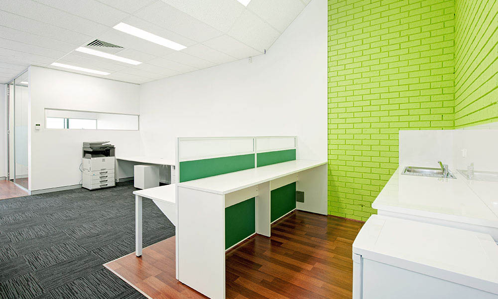 JBG Accounting New office interior design in Newcastle NSW