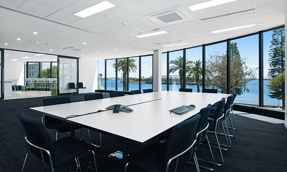 Office design newcastle office fit out integrated for Home designs newcastle nsw