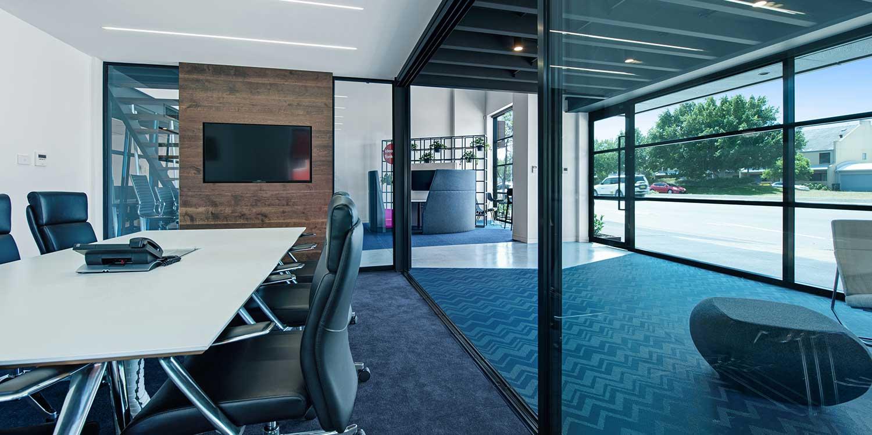 Evoke Projects Office Fitout