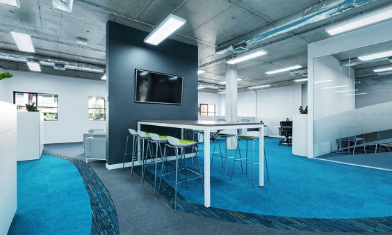skildare office design fit out