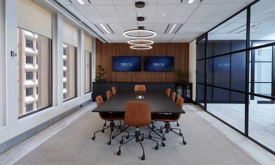 Klein & Co's new workspace in Sydney