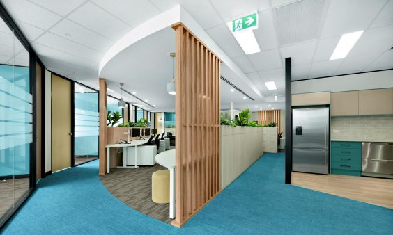 klm accountants office design fitout newcastle 01