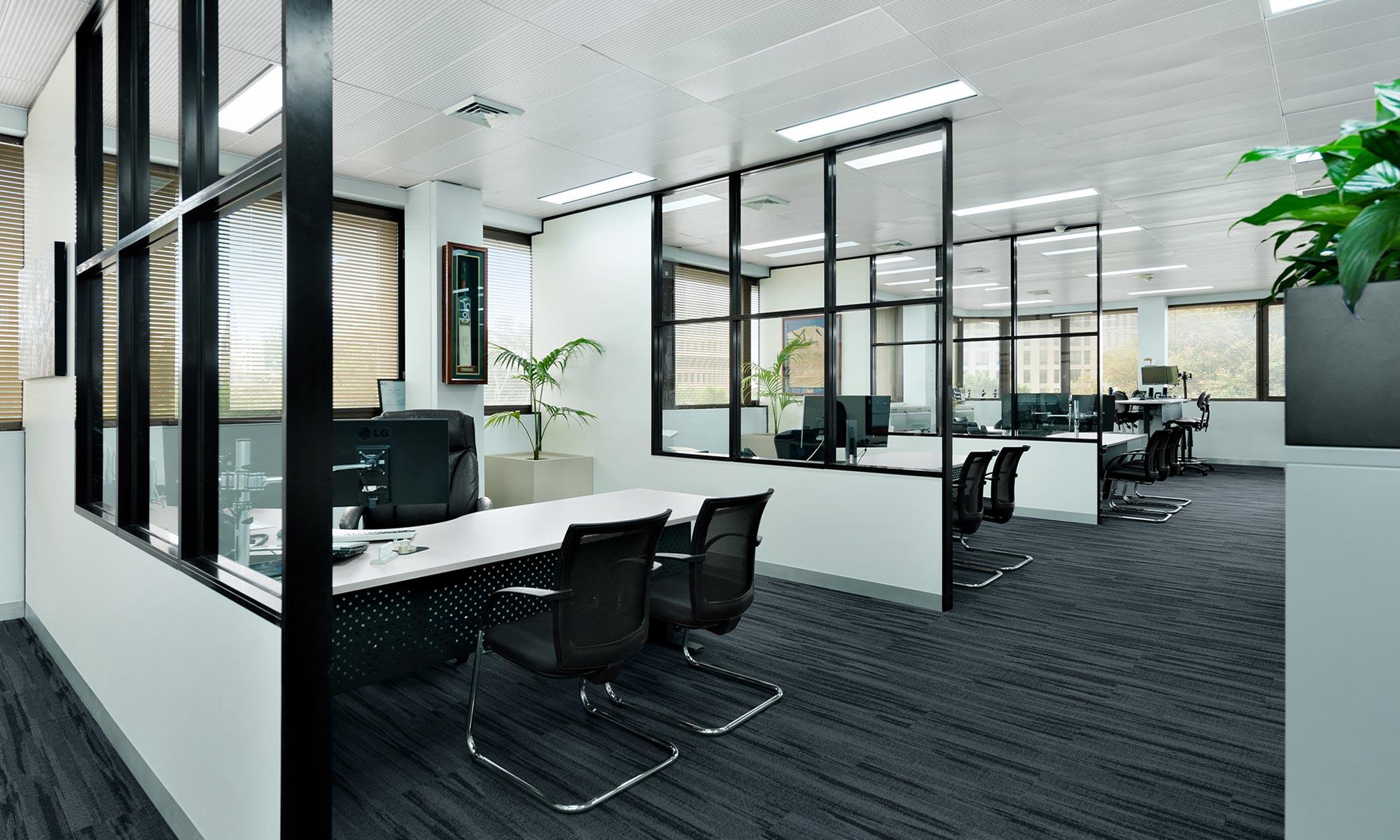 Markey insurance evoke projects for Office design newcastle