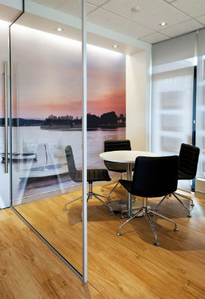 Real Estate office fitout