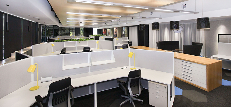 the pros and cons of an open plan office