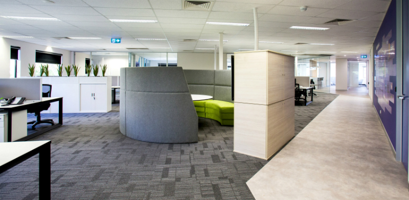 Office Design Affects Productivity
