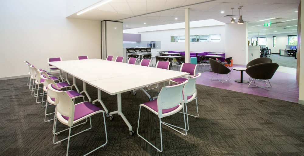 employee motivation office refurbishment office fitout sydney
