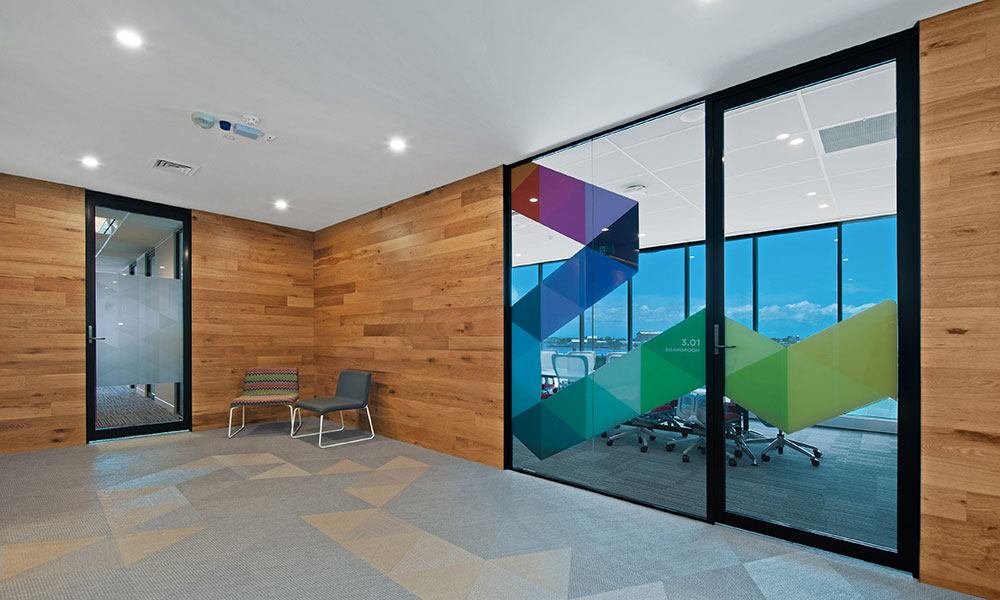 Fairfax Media Office Fit Out 02