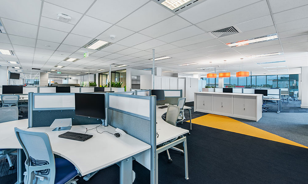 Fairfax Media Office Fitout 03
