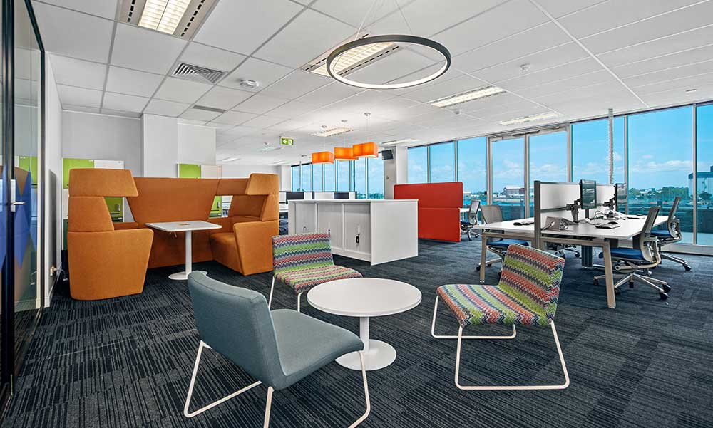 Fairfax Media Office-1