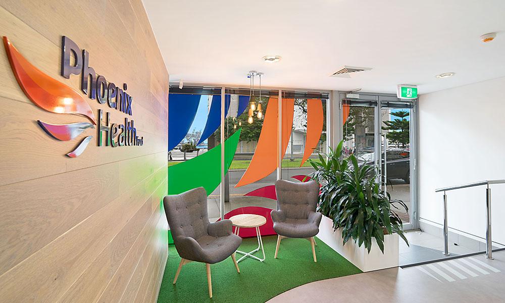 Phoenix Health Fund Office Design04