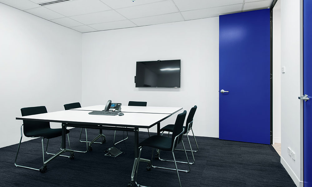 Integrated Living Office Design 06