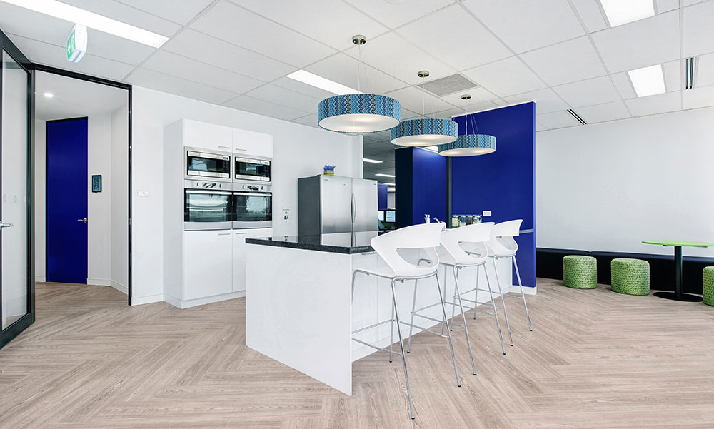 Integrated Living Office Design 07
