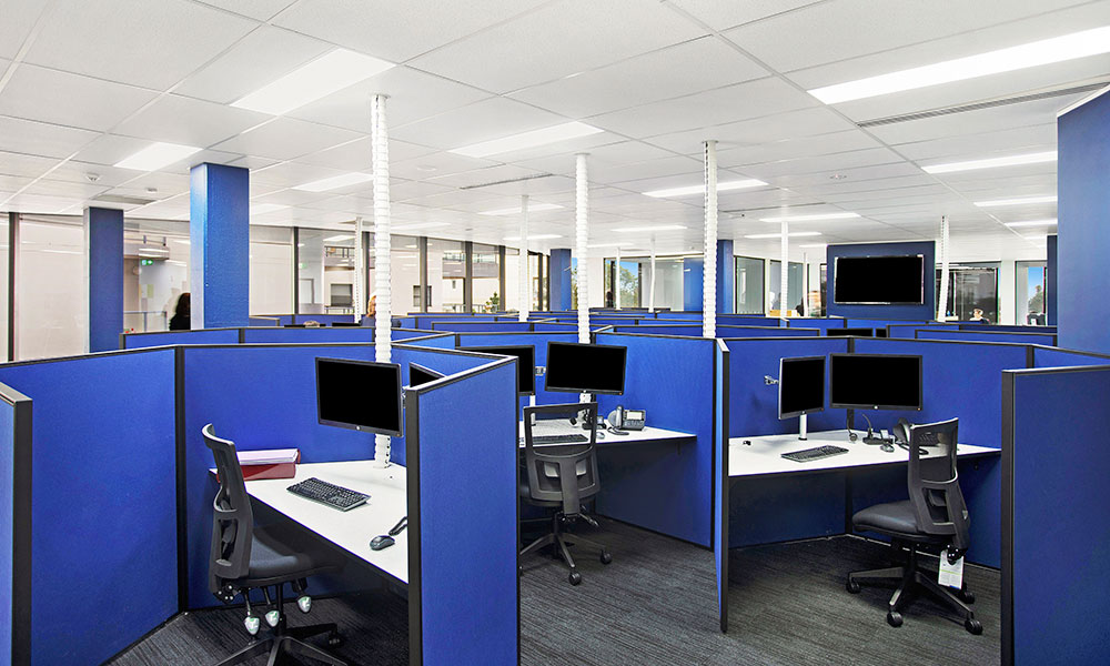 Integrated Living Office Design 12
