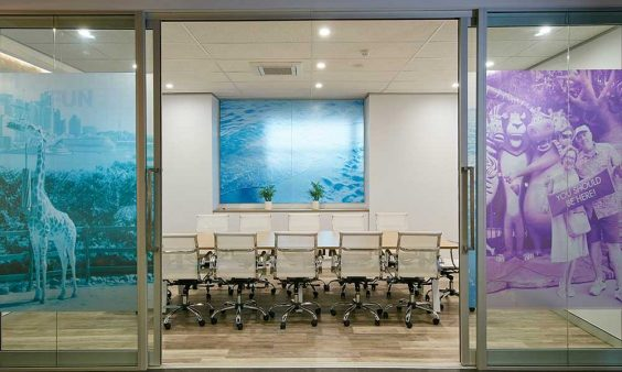 World Ventures Office Fitout