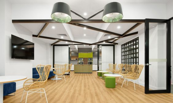 anzbctg office design fitout