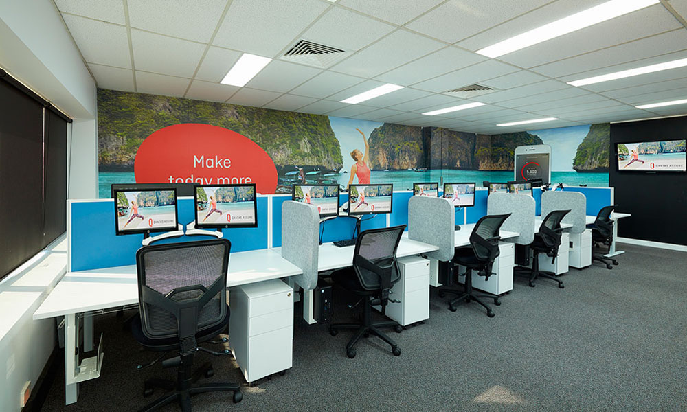 Qantas Assure Office 5