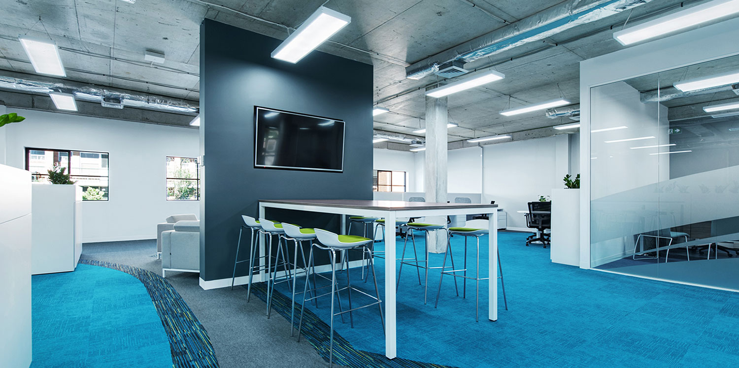 Office Design Fit Out Slidar