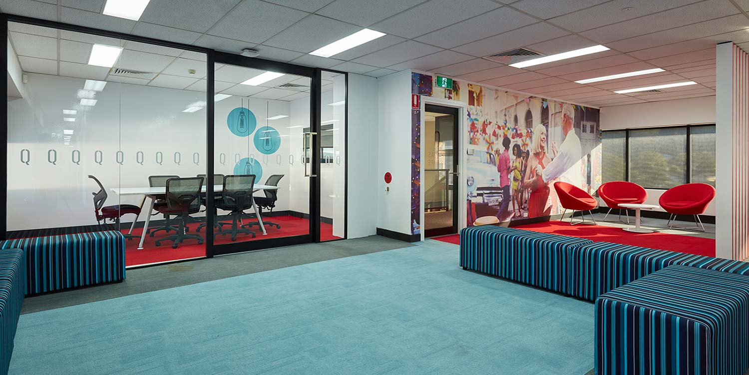 Gantas Office Design Fitout