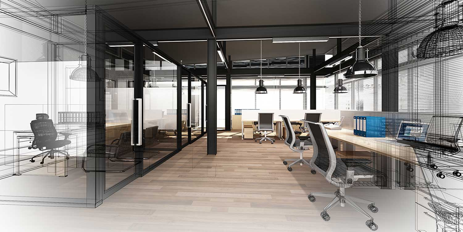 office design for the diversified business