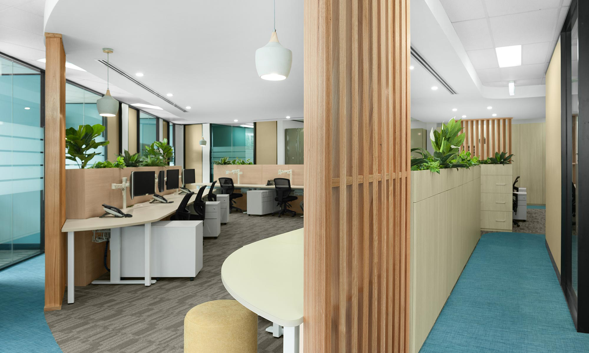 klm accountants office design fitout newcastle 04