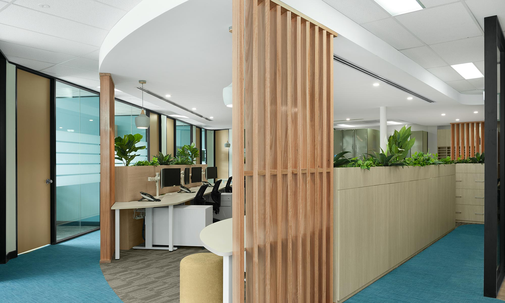 klm accountants office design fitout newcastle 07