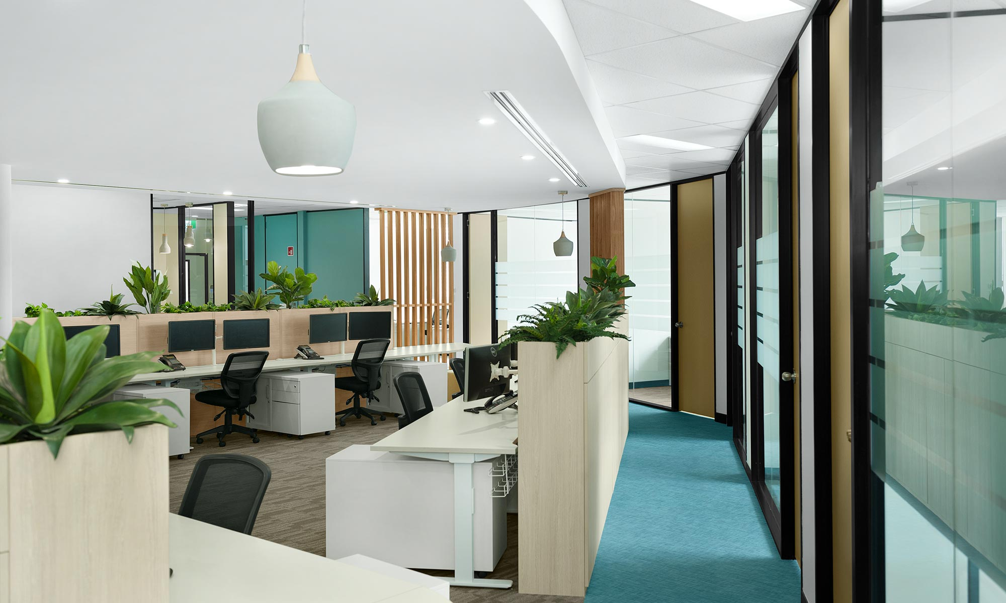 klm accountants office design fitout newcastle 08