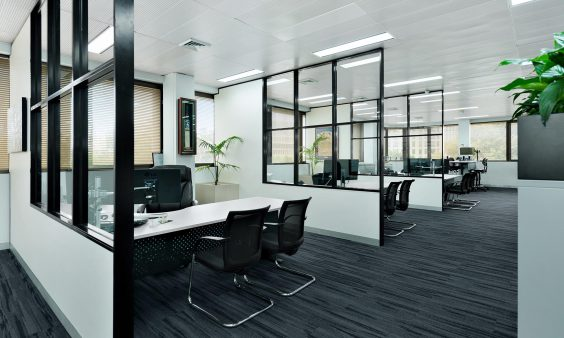 markey office design fitout newcastle