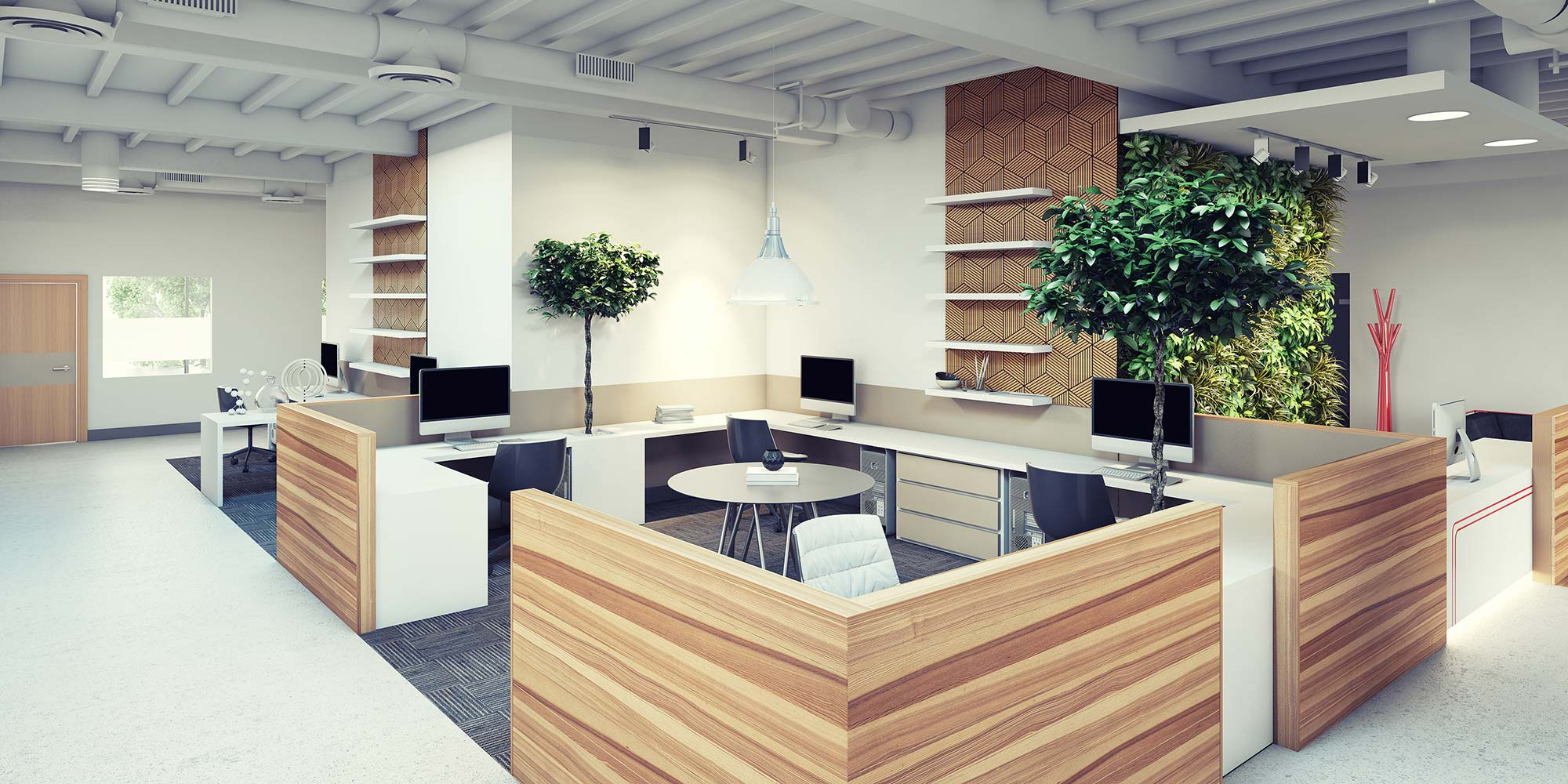 Designing Offices For Wellness