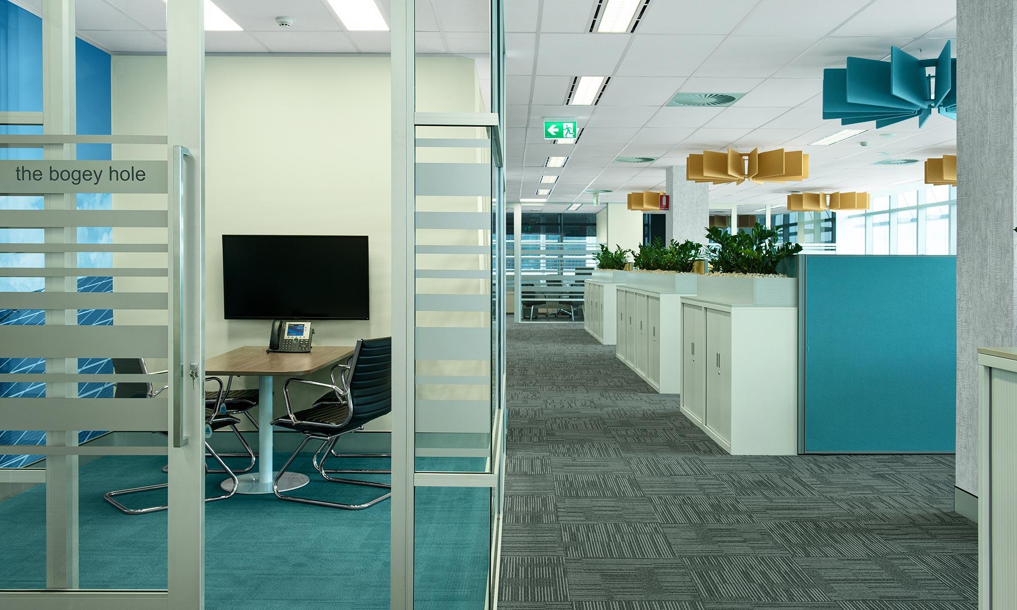 zenviron office design fitout newcastle