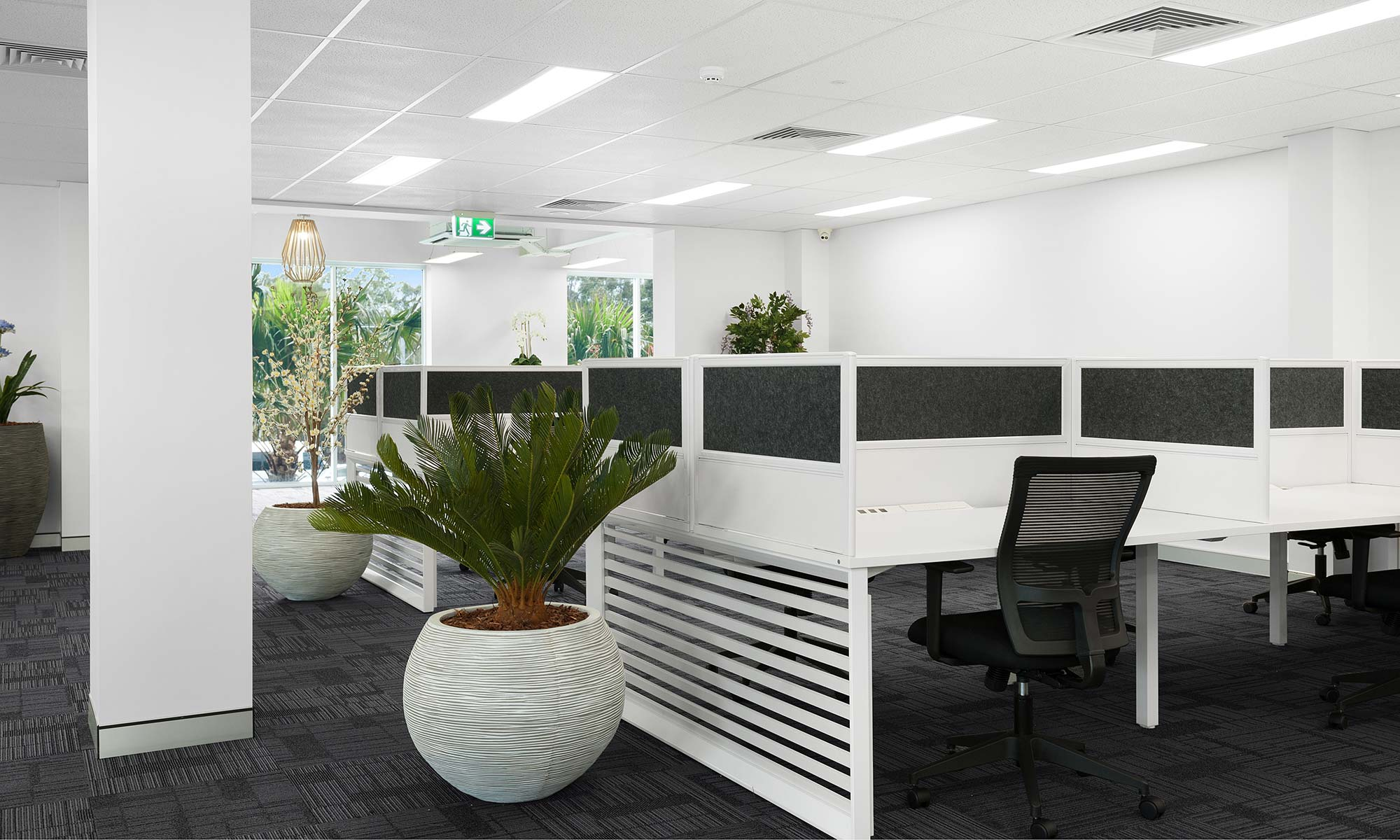 henry kendall office design fit out central coast