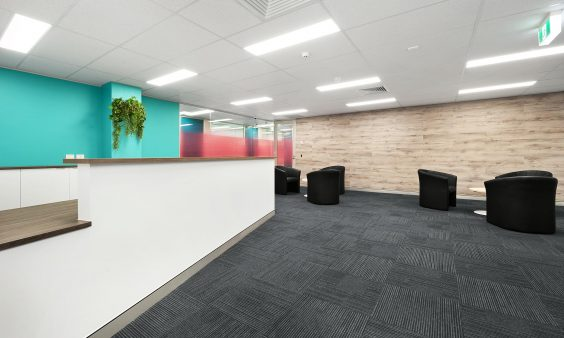 interrelate office design fit out central coast 01