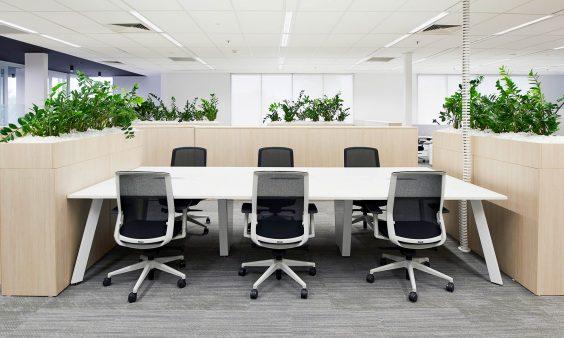 Blum Australia office fitout sydney