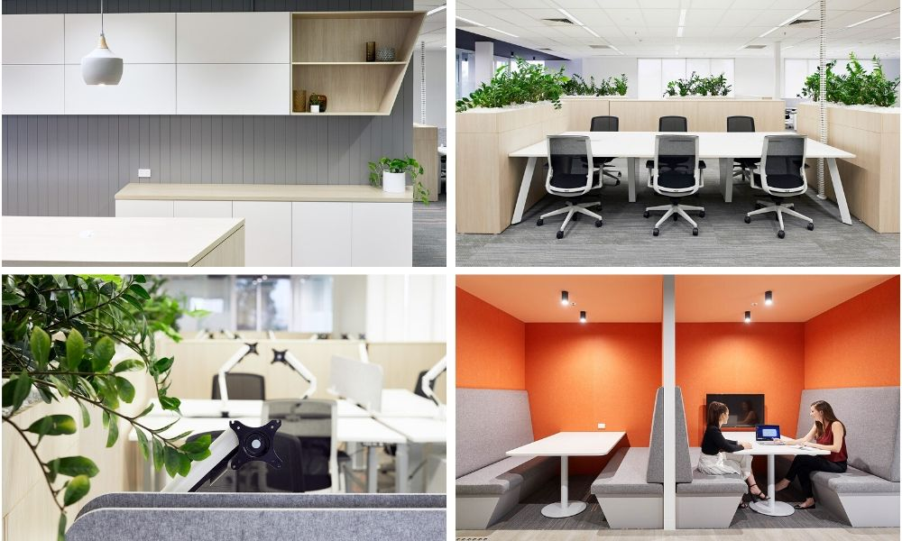 Office design is the cocoon from which beautiful work emerges