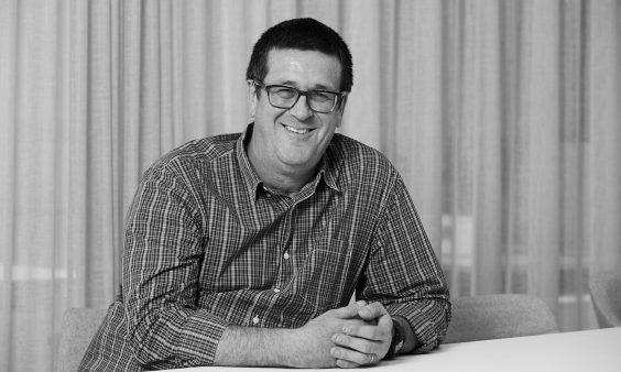 Rod Kerr evoke projects senior site manager