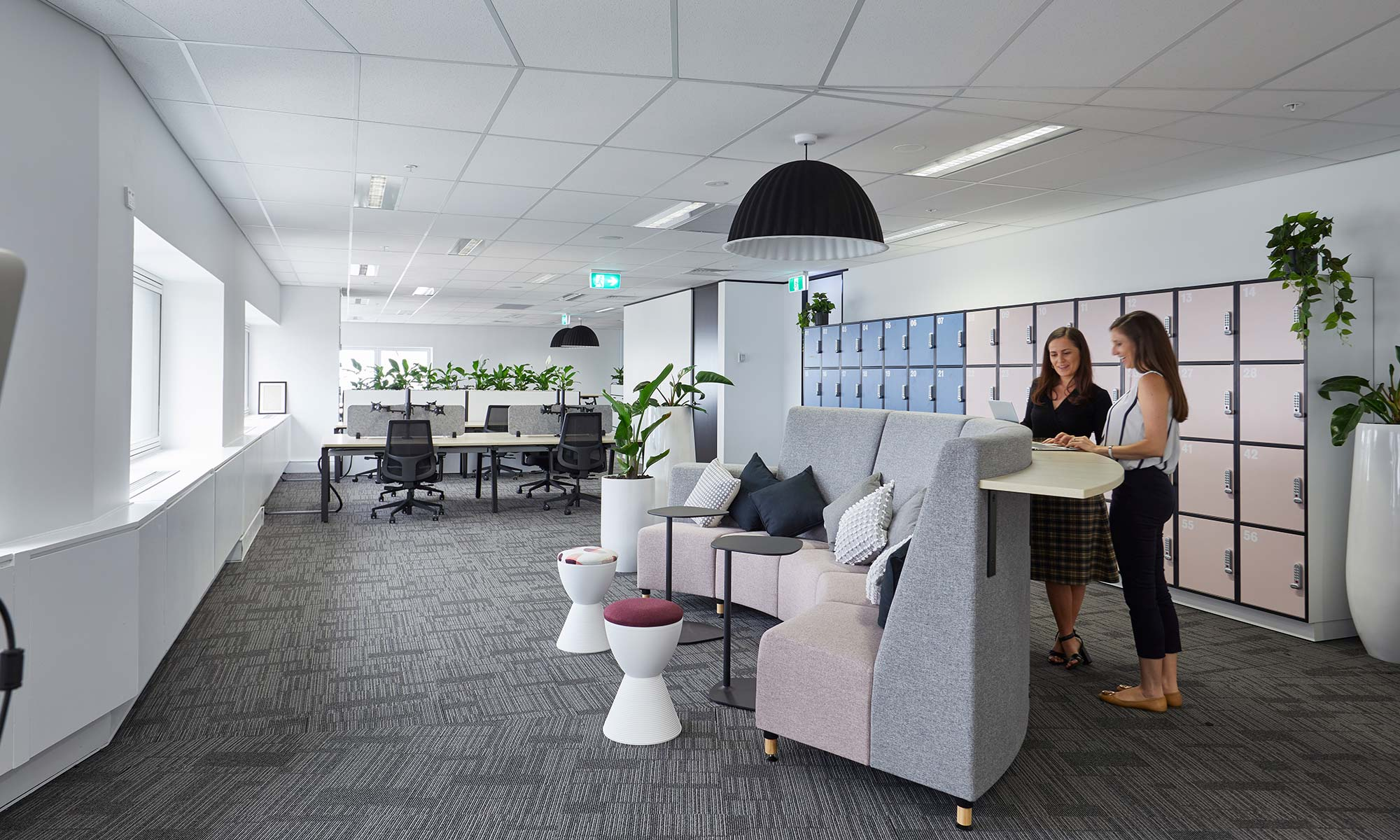 tax institute sydney design office fitout