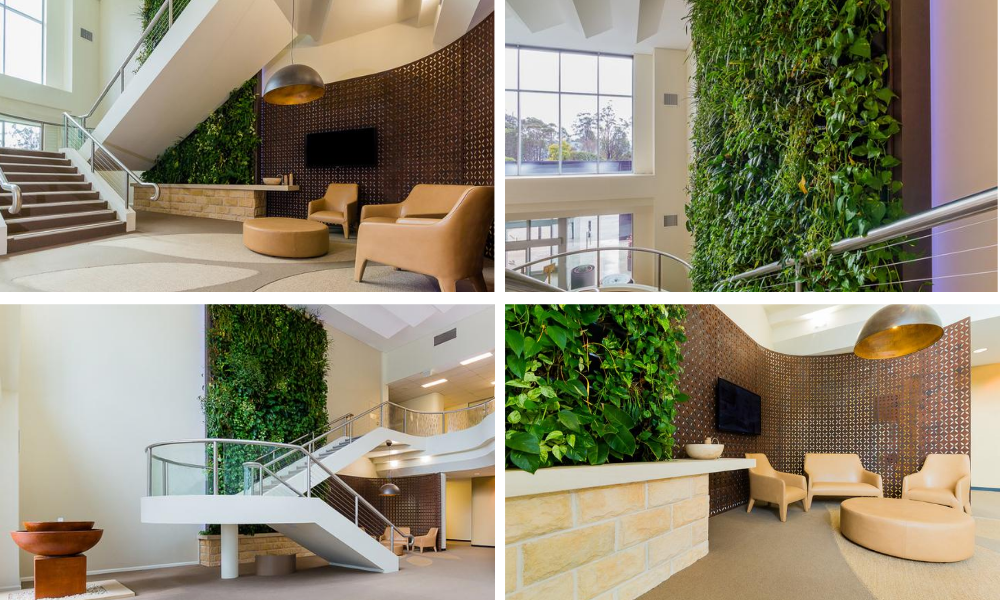 Biophilic Healthcare design blog July