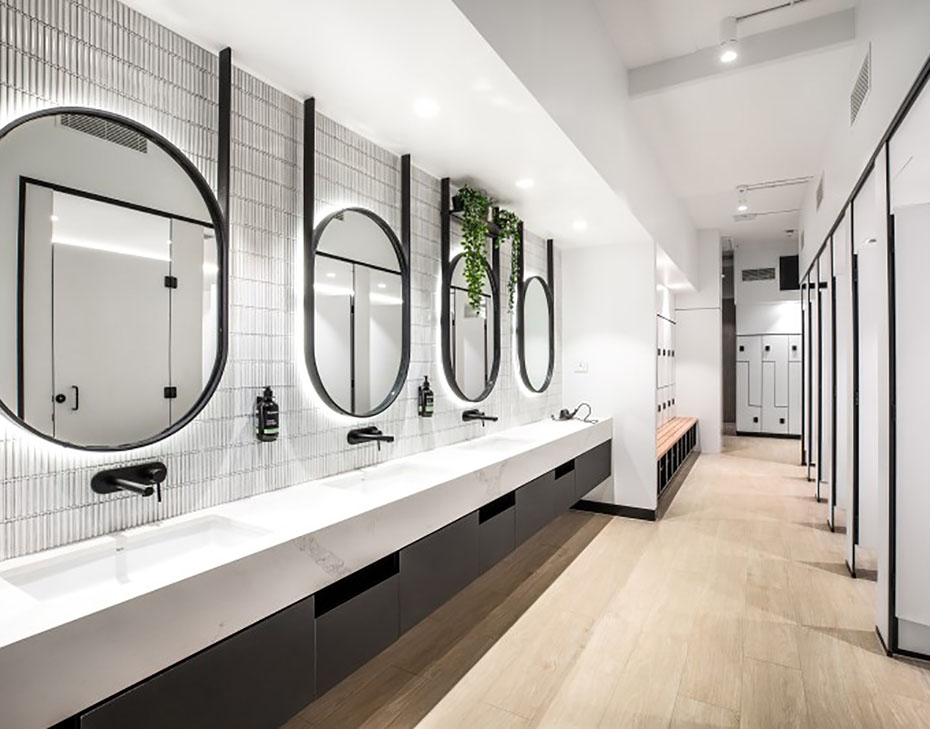 business fitouts