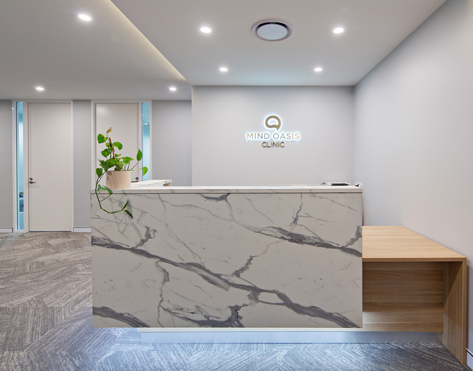 Medical and dental fitouts